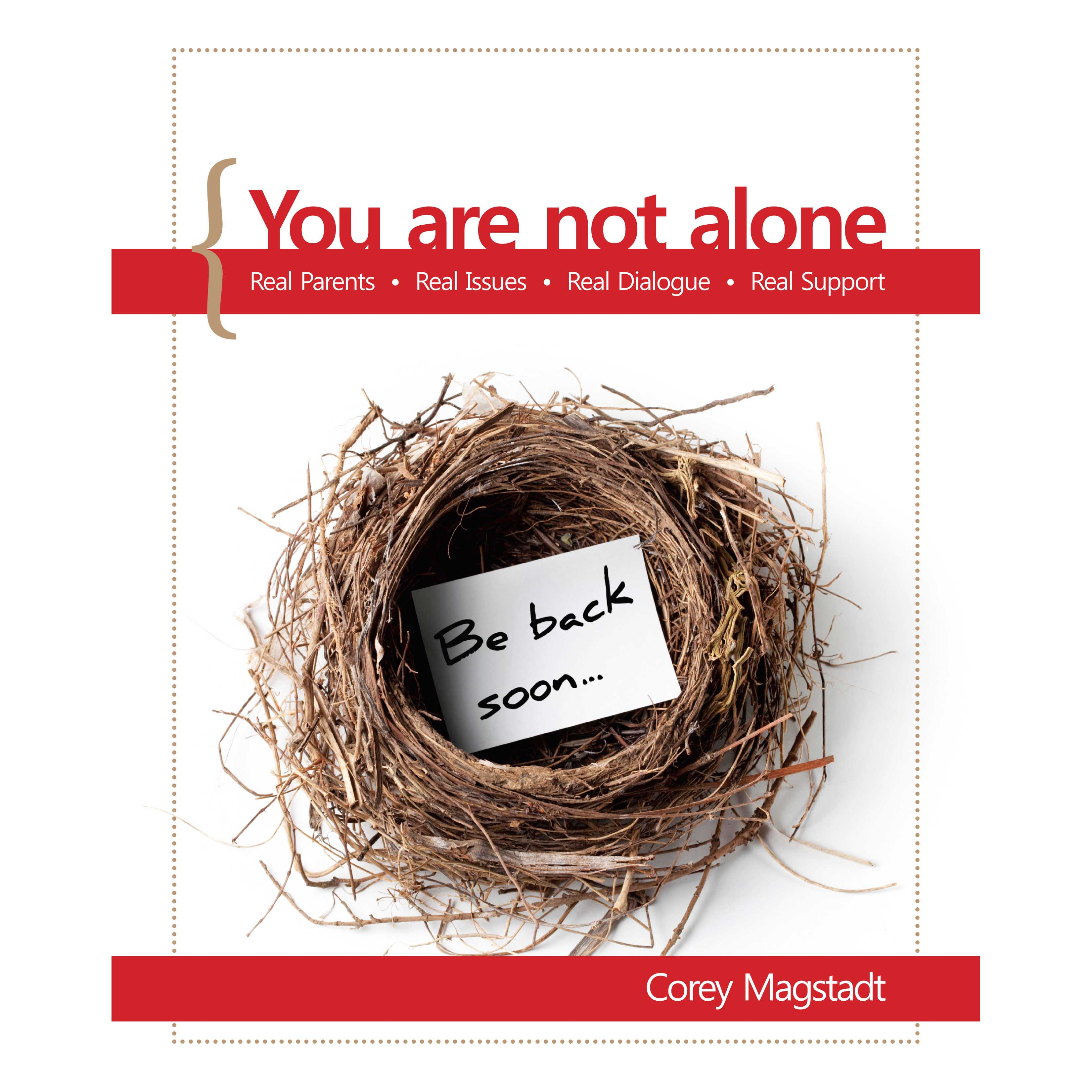 You Are Not Alone: Participant Workbook
